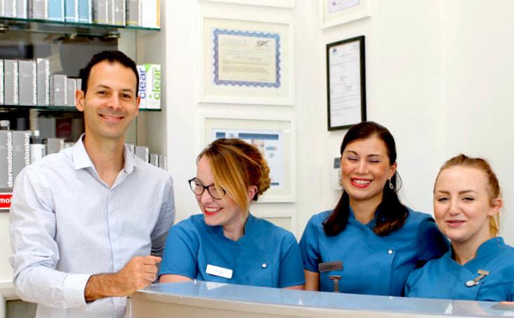 Dental On The Banks Team